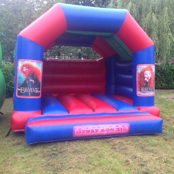 Brave Bouncy Castle - Bouncy Castles Liverpool