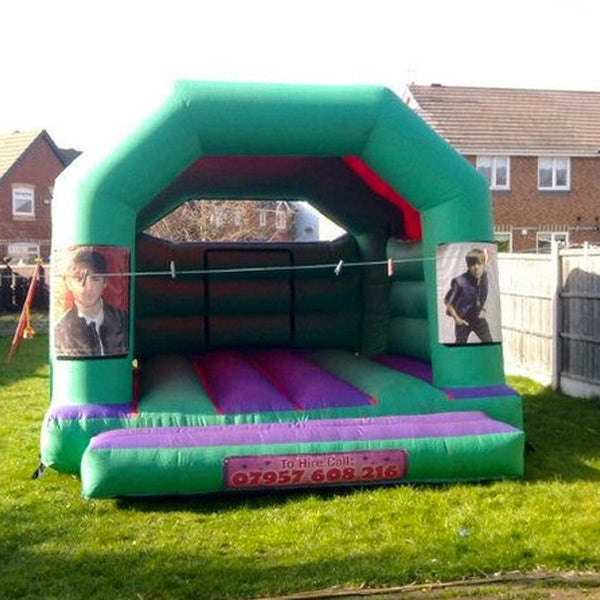 Justin Bieber Bouncy Castle - Bouncy Castles Liverpool