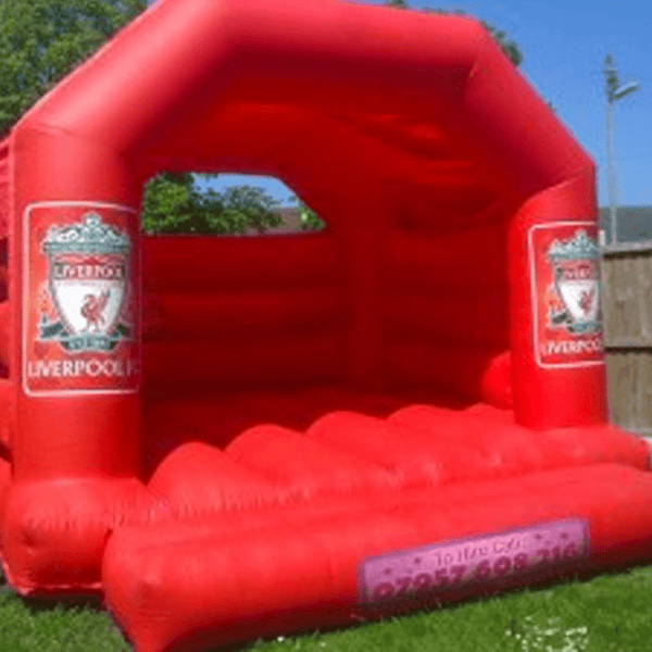 Liverpool F.C Bouncy Castle
