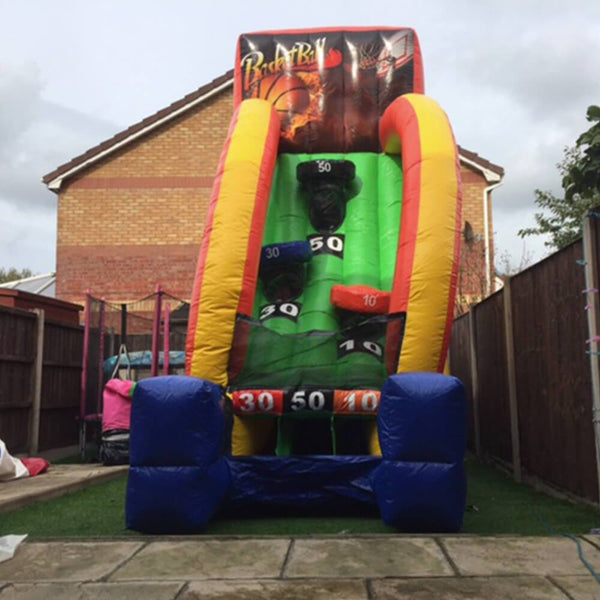 Inflatable Basketball Shoot Hire