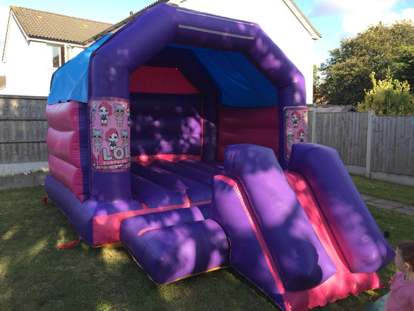 LOL Surprise Dolls Bouncy Slide