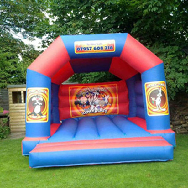 Looney Tunes Bouncy Castle - Bouncy Castles Liverpool