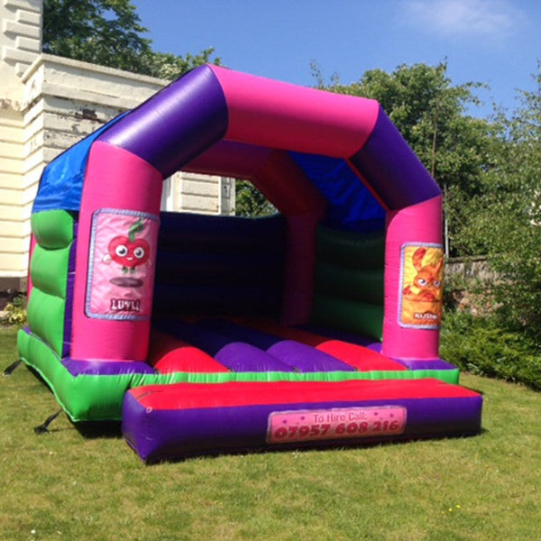 Moshi Monsters Bouncy Castle - Bouncy Castles Liverpool