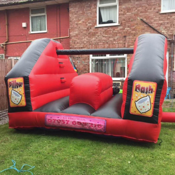 Pillow Bash - Bouncy Castles Liverpool