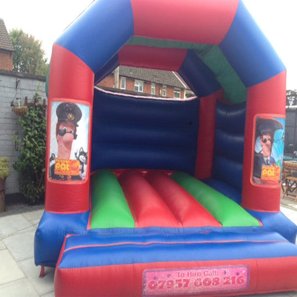 Postman Pat Bouncy Castle - Bouncy Castles Liverpool