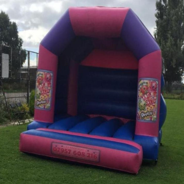 Shopkins Bouncy Castle
