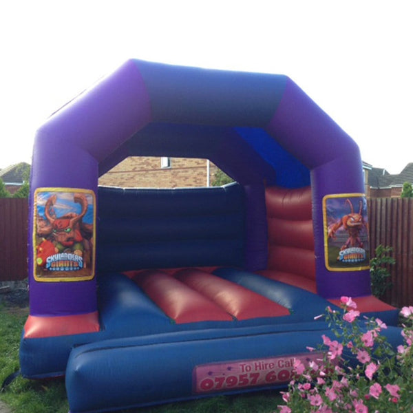 Skylanders Bouncy Castle