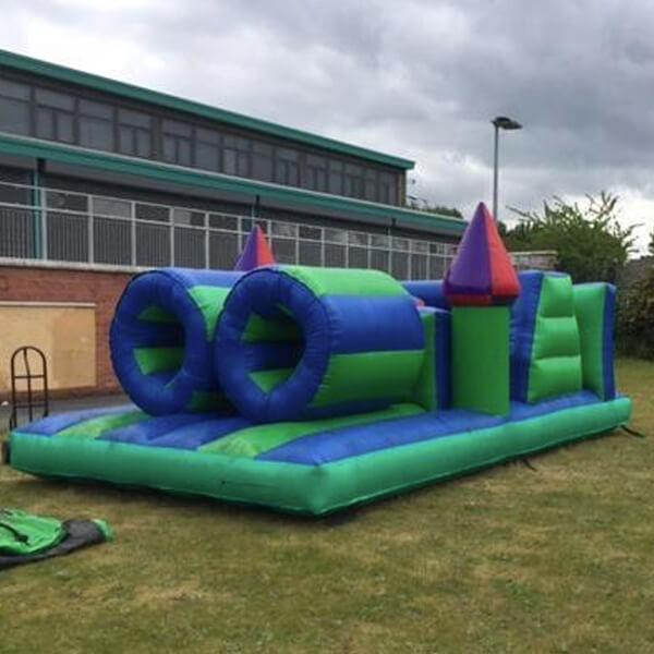 Small Assault Course - Bouncy Castles Liverpool