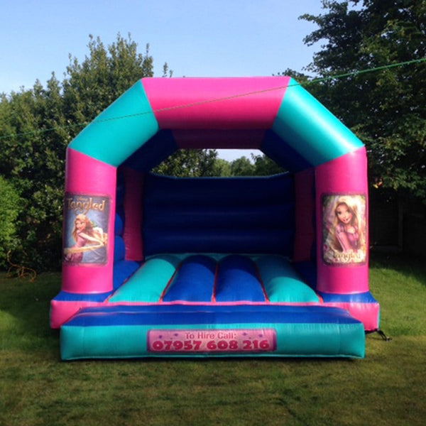 Tangled Bouncy Castle