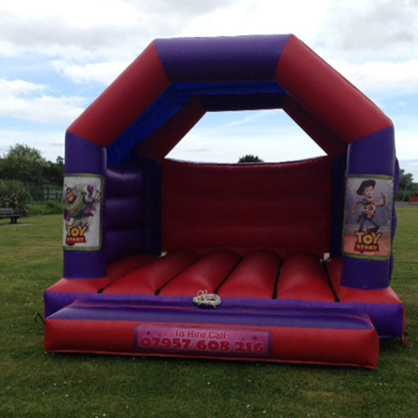 Toy Story Bouncy Castle - Bouncy Castles Liverpool