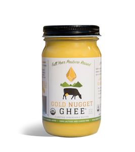 Full Year Pasture Raised GHEE