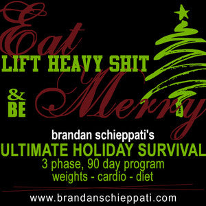 """ULTIMATE HOLIDAY SURVIVAL"""