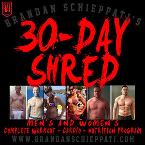 30-Day SHRED
