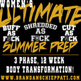 """ULTIMATE SUMMER PREP"" (Women's)"