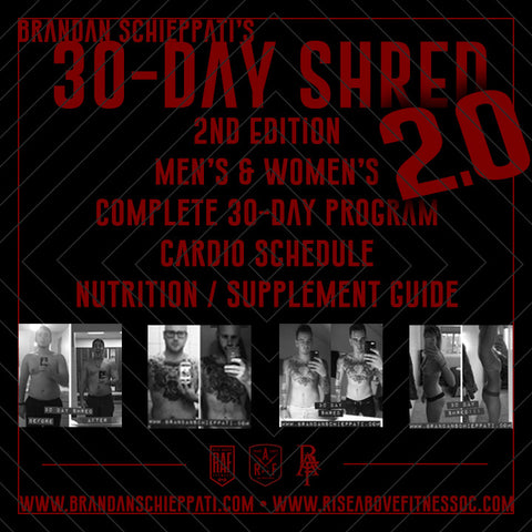 30-DAY SHRED 2.0
