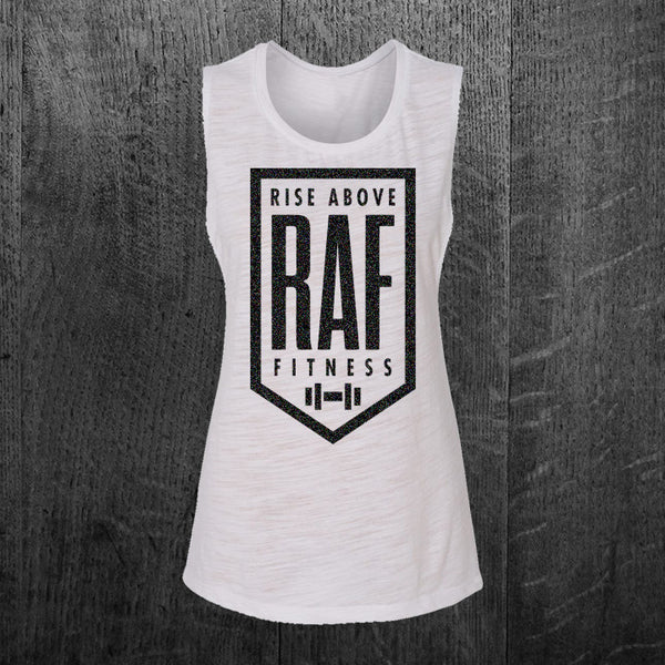 "Limited ""CLASSIC RAF BADGE"" Muscle Tee"