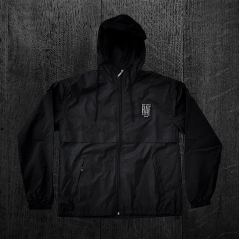 """CLASSIC RAF BADGE"" Windbreaker Jacket"