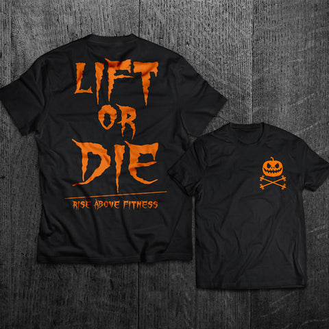 "Limited Edition ""LIFT OR DIE"" Tee"