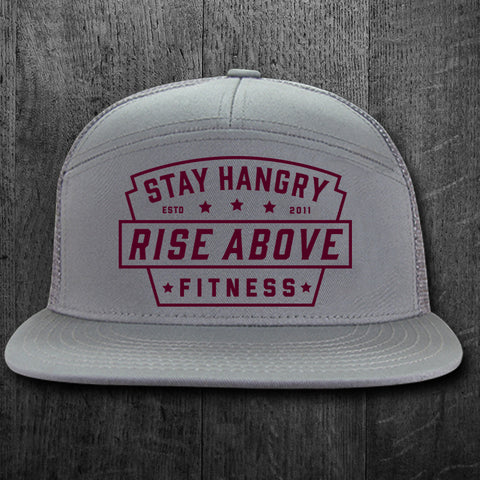 """STAY HANGRY"" Snapback Hat"