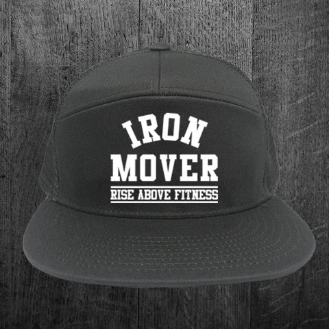 """IRON MOVER"" Snapback Hat"