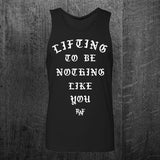 """NOTHING LIKE YOU"" Unisex Tank"