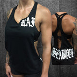 """OG RAF"" Custom Cut Women's Racerback"