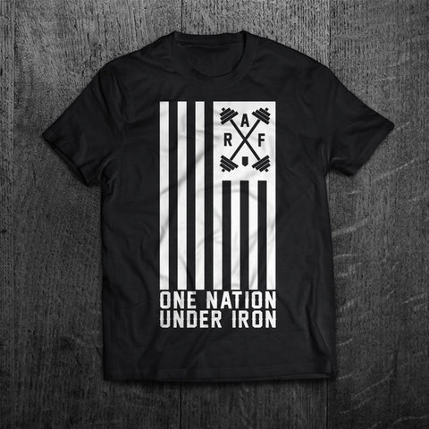 "Original ""ONE NATION UNDER IRON"" Tee"
