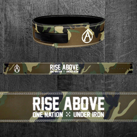 """RISE ABOVE 