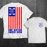 "2017 Limited Edition ""ONE NATION UNDER IRON"" 4th of July Tee"