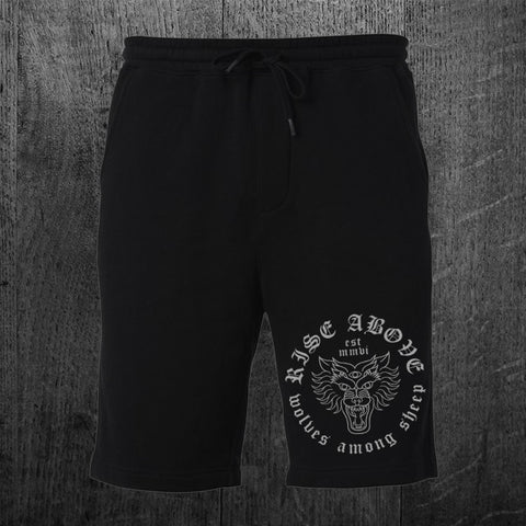 """WOLVES EST MMVI"" Sweat Shorts"