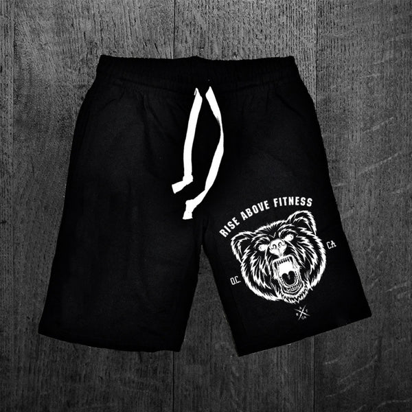 """RAF BEAR"" Sweat Shorts"