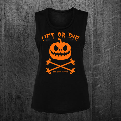 "Limited Edition ""LIFT OR DIE 2017"" Muscle Tee"