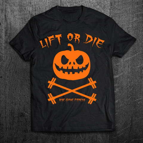 "Limited Edition ""LIFT OR DIE 2017"" Tee"