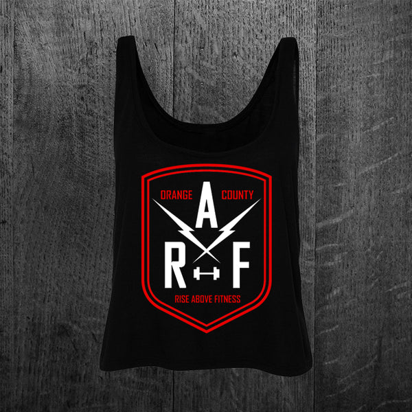 """RAF SHIELD"" Boxy Tank"