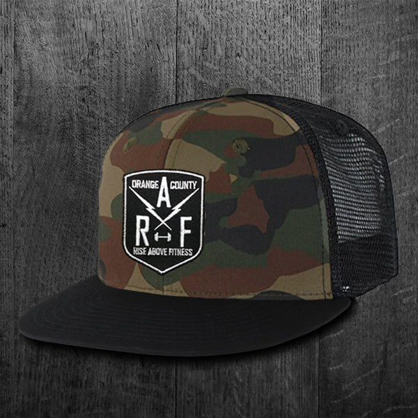 """RAF SHIELD"" Snapback Hat"
