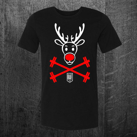 "Limited Edition ""RAF HOLIDAY REINDEER"" Tee"