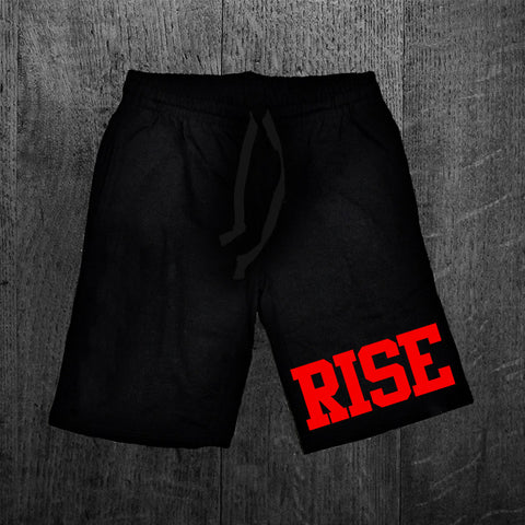 """RISE"" Sweat Shorts"