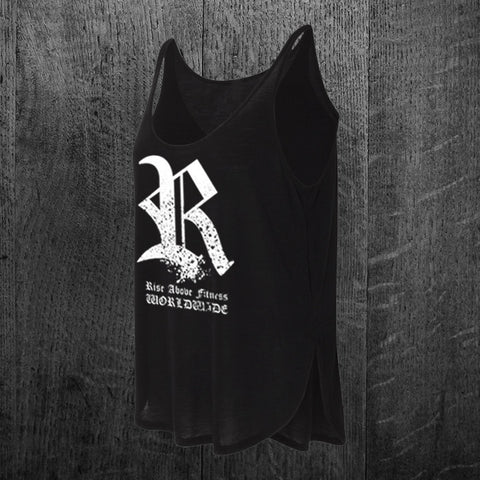 """R_WORLDWIDE"" Side Slit Tank"