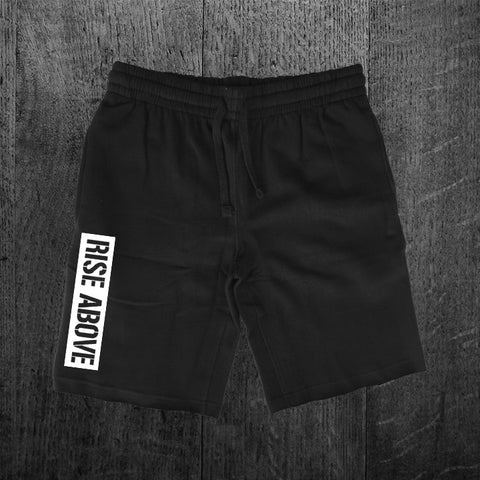 """RISE ABOVE"" Sweat Shorts"