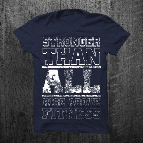 """STRONGER THAN ALL"" Vintage Tee"