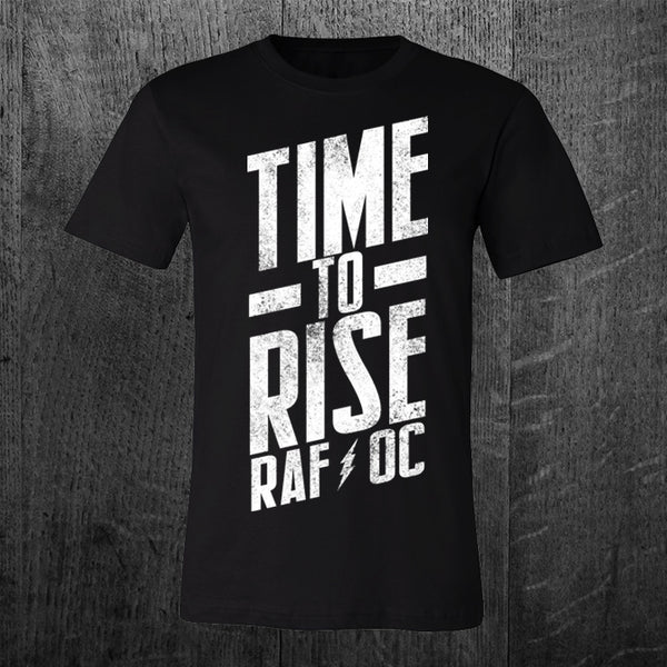 """TIME TO RISE"" Tee"