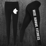 """WOLF PACK"" Performance Leggings"