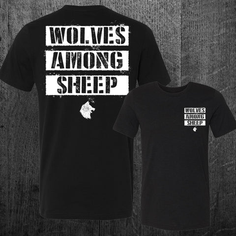"""WOLF PACK"" Tee"