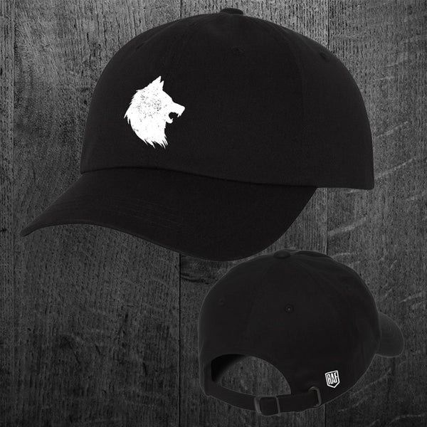 """WOLVES"" Dad Hat"