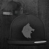 """WOLVES AMONG SHEEP"" Snapback Hat"