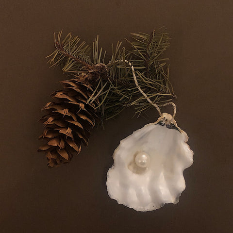 Oyster and Pearl Shell Decoration