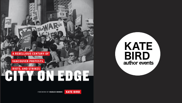 KATE BIRD Upcoming Author Events