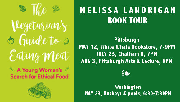 Veggie's Guide Release, Marissa Landrigan Events
