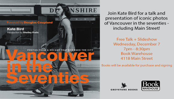 Kate Bird Presentation and Book Signing