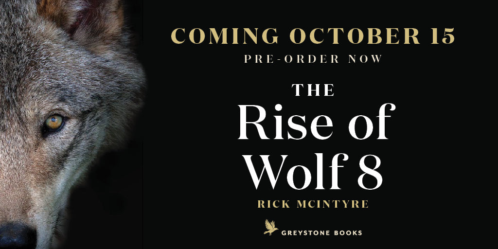 Coming Fall 2019: The Rise of Wolf 8